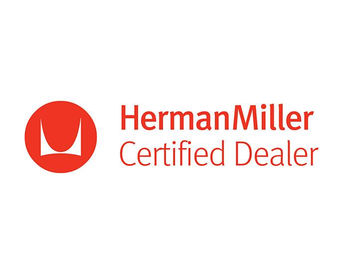 Herman Miller Certified Dealer logo