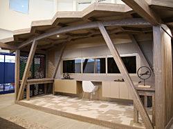 Connext, 2015, DIRTT, Pigott, Commercial Interior Design, DIRTTbags, Embedded Screens, Interior Design