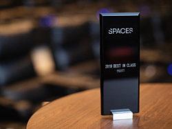 2019 Best in Class, Mid-Sized Project, Spaces Award Winner, Pigott