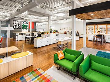 Des Moines, Sioux Falls, Interior Design, Office Furniture