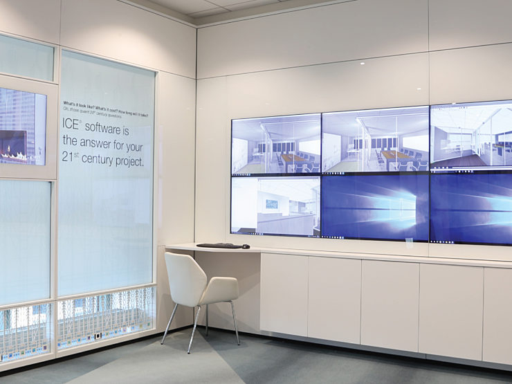 DIRTT, Build Better, Pigott, ICE Technology, Embedded Technology, Commercial Interior Design
